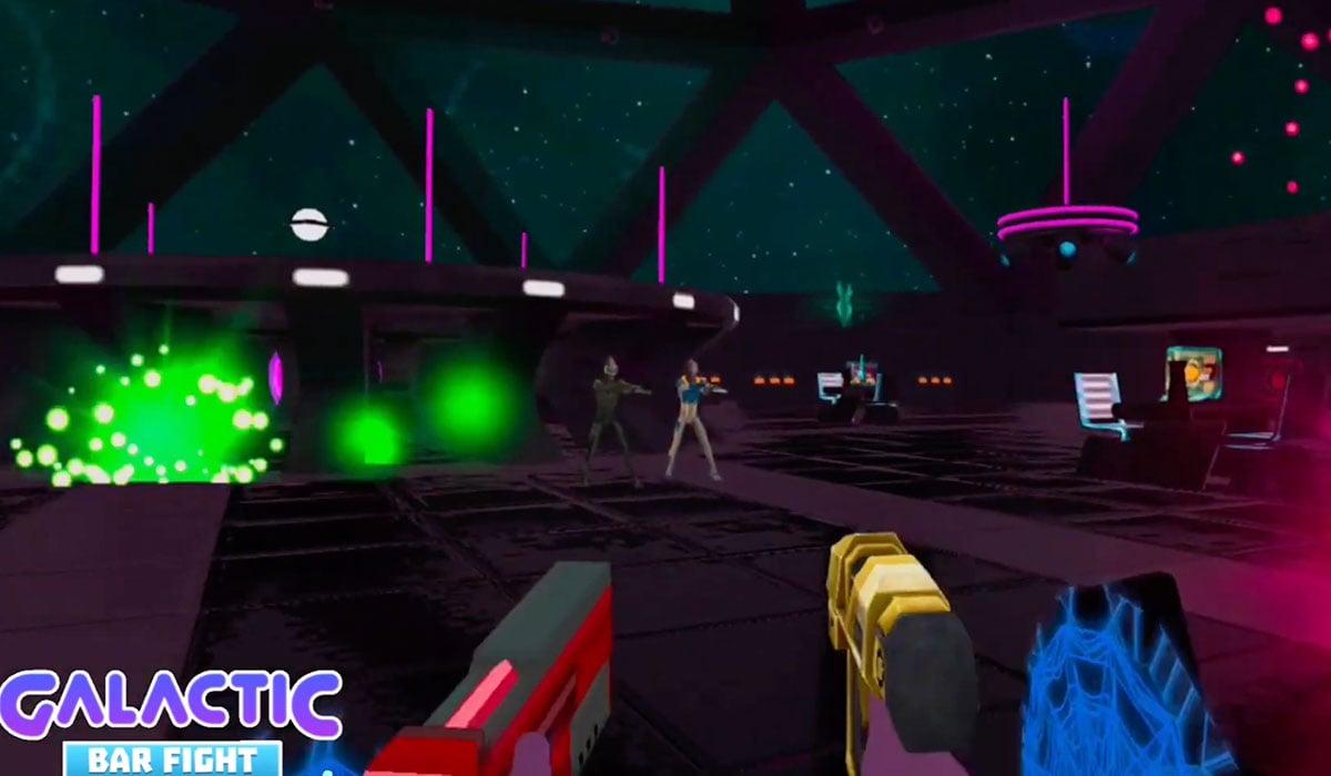 Galactic-bar-fight
