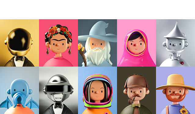 Toy-faces-by-Amrit
